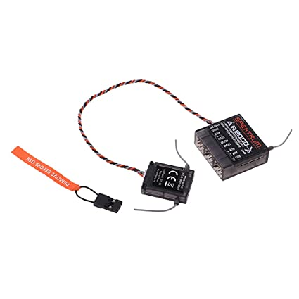 Baoblaze Dsmx Satellite Remote Receiver for Spektrum DX6I