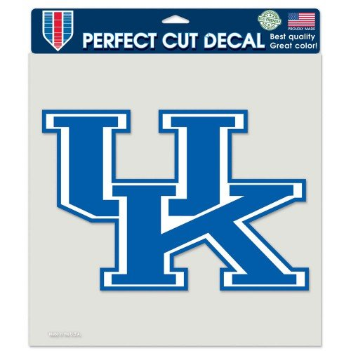 - Kentucky Wildcats 8x8 Die Cut Full Color Decal Made in the USA 8x8