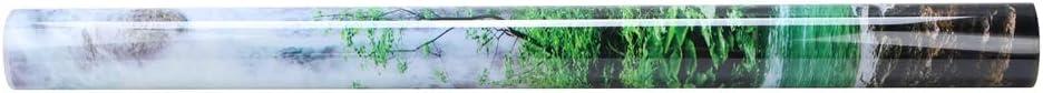 para el Acuario 122 * 50cm Meiyya Etiqueta engomada del Fondo del Tanque de Pescados Etiqueta engomada Decorativa del Acuario de la Etiqueta engomada de VC