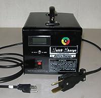 36 Volt 12 Amp Golf Cart Battery Charger Crowfoot Connector