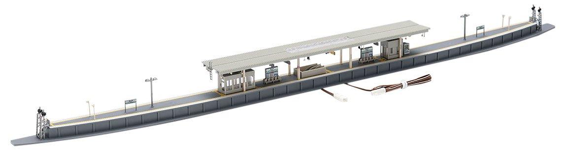 有名ブランド TOMIX 4275 Nゲージ 島式ホームセット 都市型 照明付 照明付 4275 都市型 鉄道模型用品 B01MR5B7J5, グットライフショップ:d362af90 --- a0267596.xsph.ru
