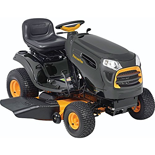 Poulan Pro 960420196 46'' 15.7HP Briggs and Stratton Automatic Gas Front-Engine Riding Mower by Poulan Pro