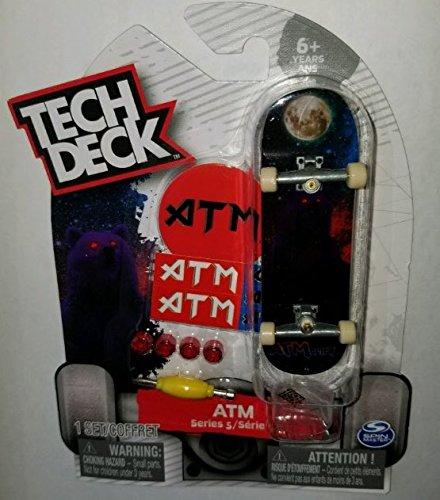 Tech Deck ATM Ultra Rare Bear Series 5