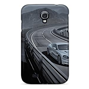 New Cute Funny Aston Martin Dbs Case Cover/ Galaxy S4 Case Cover