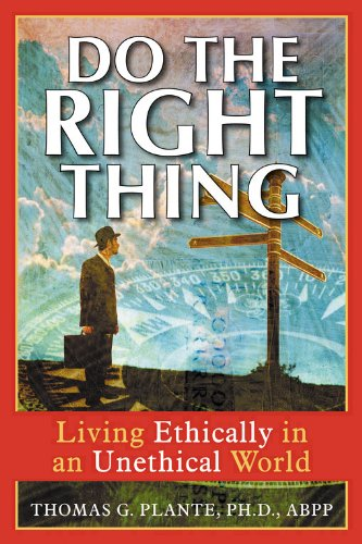 thomas plantes do the right thing essay