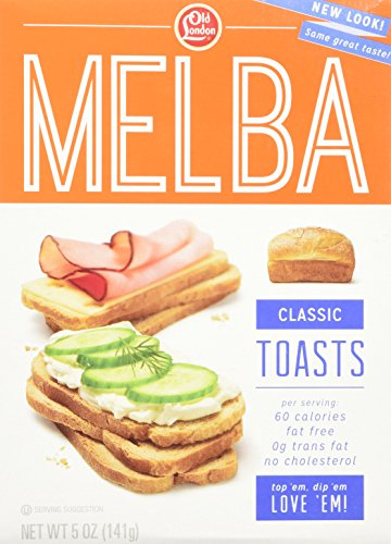 Old London Melba Toast Classic 5 Ounce Boxes Pack Of 12 Amazon Grocery Gourmet Food