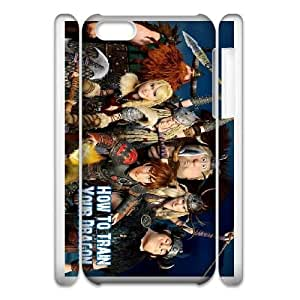iPhone 6 Plus 5.5 Inch 3D Phone Case White How To Train Your Dragon Carton F6562502