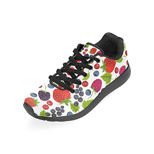 Dogs Size 36 Womens Casual Athletic Color3 and Pattern Bone Colorful Running 45 Lightweight Paws Sneakers Shoes on Zenzzle Print Flowers 1CgqCT