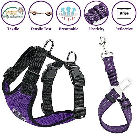 Lukovee Adjustable Harnesses Breathable Connector