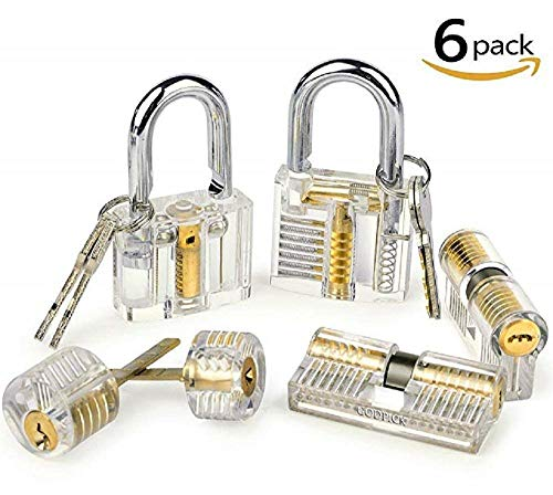 How to buy the best lock pick training set?