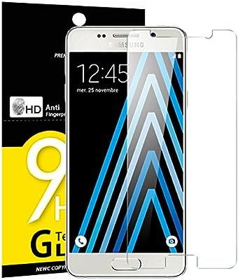 NEWC 3 Unidades, Protector de Pantalla para Samsung Galaxy A3 ...