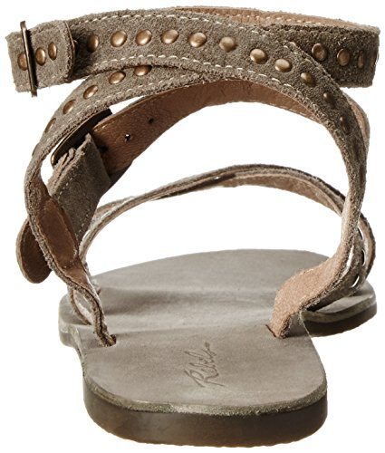 Rebels Women's Char Dress Sandal Dark Dust dopKJnd