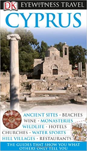 Cyprus (DK Eyewitness Travel Guides)