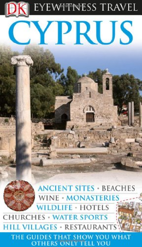 Cyprus (Eyewitness Travel Guides)
