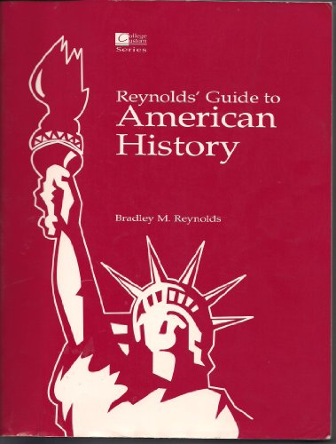 Reynolds' Guide to American History