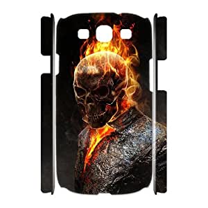 Samsung Galaxy S3 I9300(3D) GHOST pattern design Phone Case H12JG49311