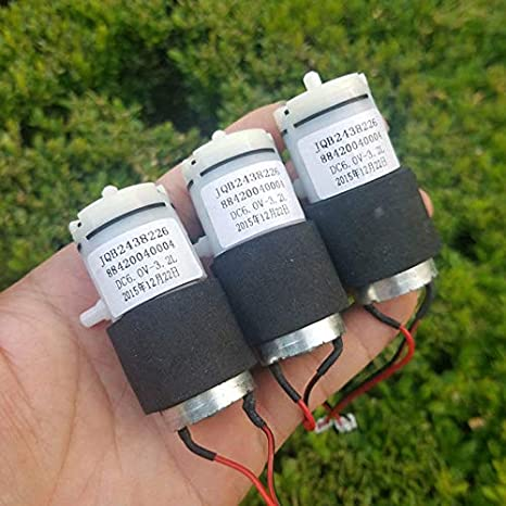 DC 3V-6V 5V Mini Air Vacuum Pump Self-Priming Breast Pump Negative pressure Pump