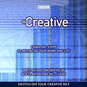 Be Creative Audiobook