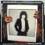 MICHAEL QUATRO DANCERS ROMANCERS DREAMERS & SCHEMERS vinyl record