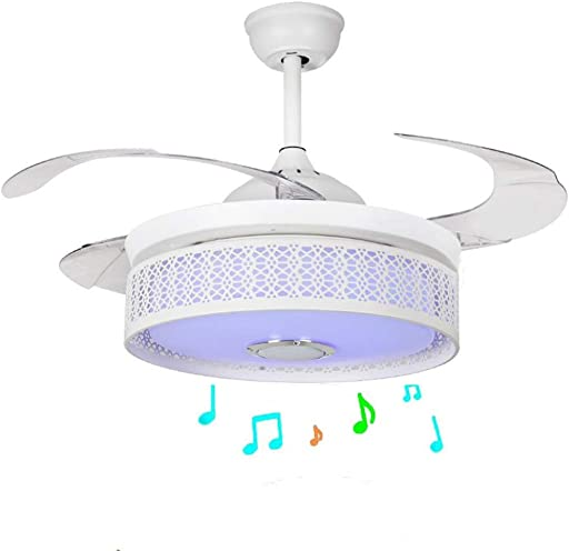 42Inch Modern Bluetooth Ceiling Fan