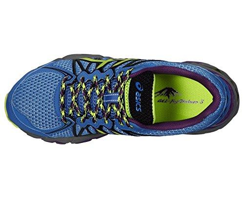 ASICS Gel-Fujitrabuco 3, Damen Outdoor Fitnessschuhe Blau