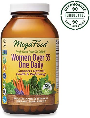 MegaFood Multivitamin Production Methylated Gluten Free product image