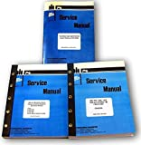 INTERNATIONAL 886, 986, 1086, 1486, 1586, HYDRO 186 TRACTORS SERVICE REPAIR SHOP MANUAL 3 VOLUMES