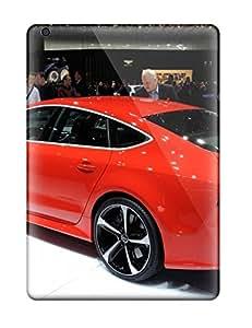 New LatonyaSBlack Super Strong Audi Rs7 25 Tpu Case Cover For Ipad Air