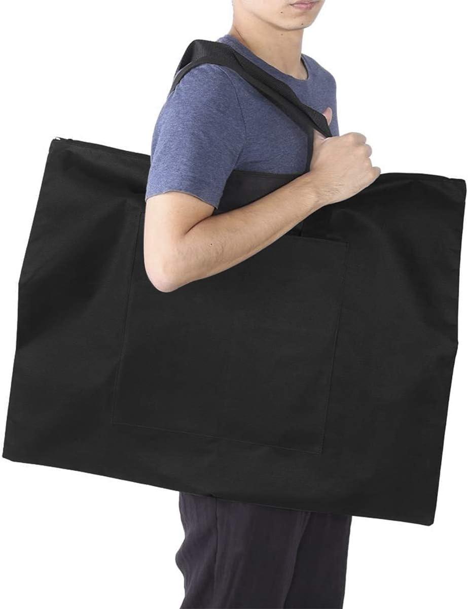 Art Portfolio Artist Portfolio Carry Tote Bags Case Drawboard Bags for Drawing Sketching Painting Sketch Board Folding Art Storage Bag Portfolios Organization Art Case Evolution Storage Display Book