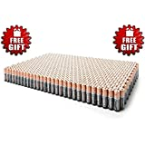 Duracell Coppertop 40 AA Alkaline Batteries + Free Storage Clam Shell! + FREE GIFT