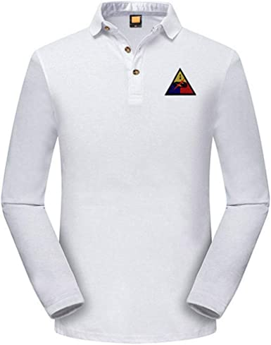 Polos Hombre Otoño ❤️AIMEE7 Camisas Hombre Manga Larga Polo ...