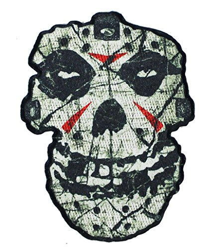 Crystal Skull Hat - Application Misfits Crystal Lake Skull Patch