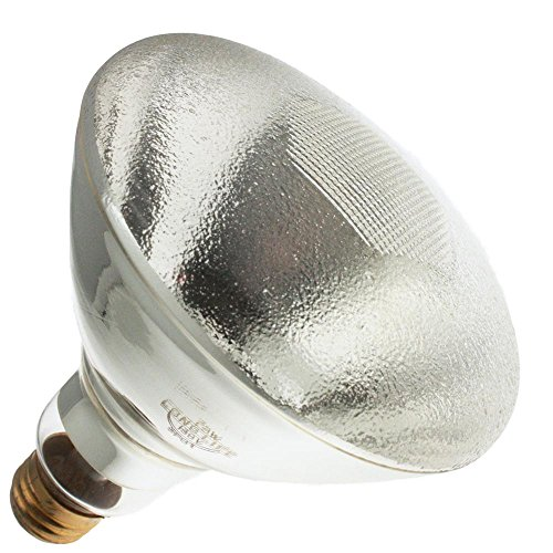 Industrial Performance 150PAR/SP-OP 130V, 150 Watt, BR38, Medium Screw (E26) Base Light Bulb (1 Bulb)