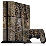 Skinit NFL Los Angeles Rams PS4 Console and Controller Bundle Skin - Los Angeles Rams Realtree AP Camo Design - Ultra Thin, Lightweight Vinyl Decal Protection