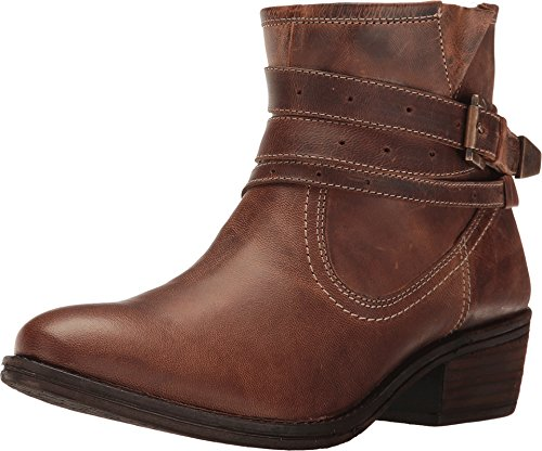 Western Style Boots (Dingo Western Boots Womens Leather Lightweight 7.5 M Tan DI 658)