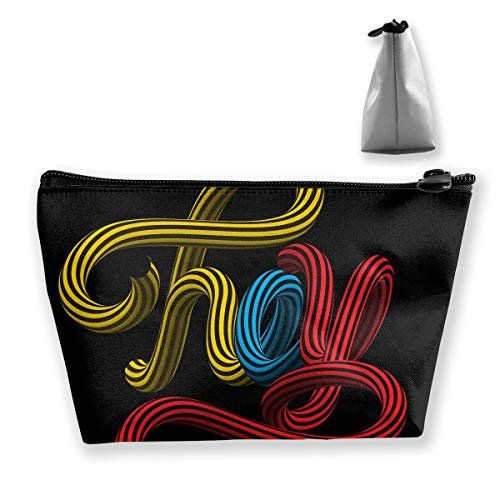 589cdf6d5 Portable Makeup Bag Hey Cosmetic Handbag Storage Toiletry Zipper Holder for  Women
