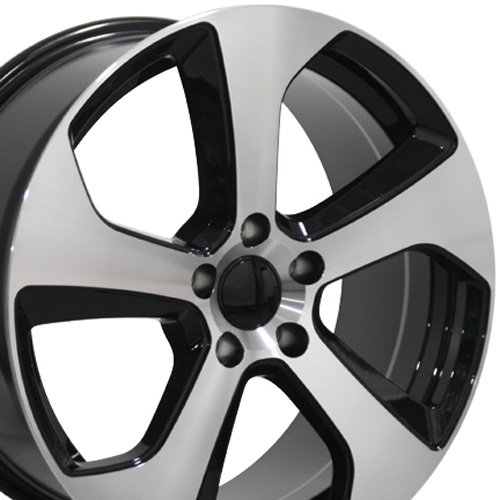 rims for 03 passat - 7