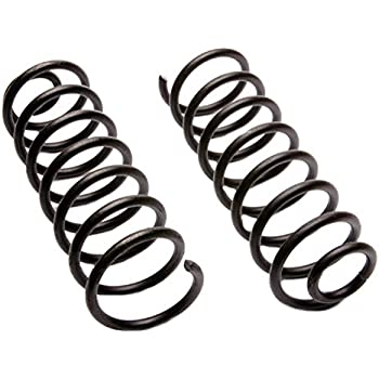 ACDelco 45H2106 Professional Rear Coil Spring Set