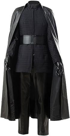 RedJade 8 The Last Jedi Kylo REN Outfit Traje de Cosplay Disfraz ...