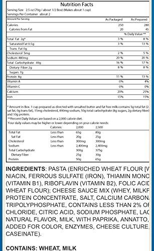 Kraft Macaroni & Cheese Star Wars Shapes, 5.5 oz (Pack of 3) by Kraft