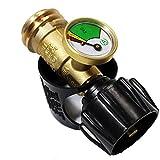GasOne 50120.0 Propane Tank Gauge/Leak Detector for Heater/Grill