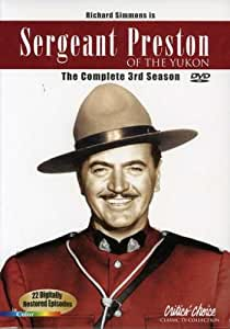 Sergeant Preston of the Yukon: Season 3 [Import]