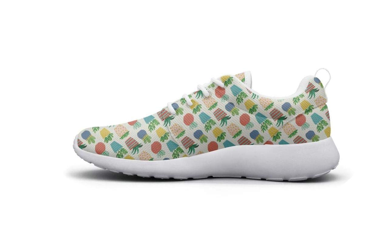 drôle de basket attirantes de femmes attirantes basket fashion jolie plante modèle cactus fruits jogger suivre des chaussures de co ur se caf0c8
