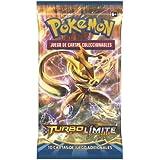 Pokémon - Display baraja 10 cartas XY TURBO Límite (POXY901ES)