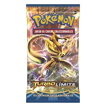 Pokémon - Display baraja 10 cartas XY TURBO Límite (POXY901ES): Amazon.es: Juguetes y juegos