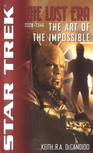 book cover of The Art of the Impossible