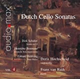: Dutch Cello Sonatas, Vol. 4