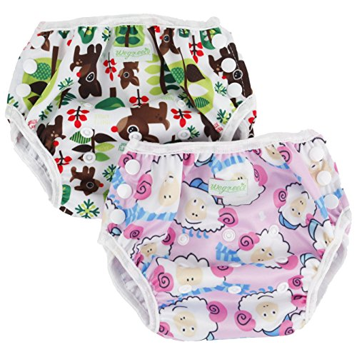 Wegreeco Size Reusable Diaper Pattern
