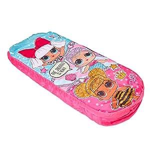 Ready Bed LOL Surprise-readybed Junior-letto Hinchable y Saco de Dormir para niños 2 en 1, One Size: Amazon.es: Hogar