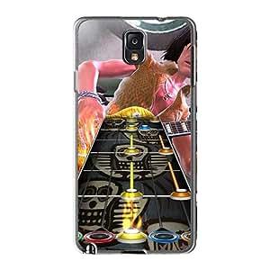 Samsung Galaxy Note3 YDU6318BlRM Custom Attractive Aerosmith Band Series Durable Cell-phone Hard Covers -AshleySimms